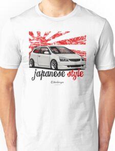 Civic VII (white) T-Shirt