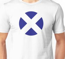 X-Men (Open X - Blue) Unisex T-Shirt