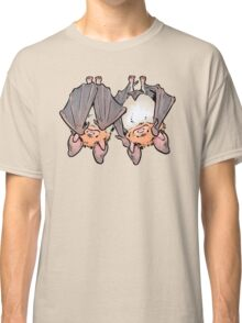 Greater mouse-eared bats Classic T-Shirt