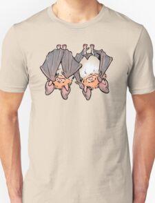 Greater mouse-eared bats Unisex T-Shirt