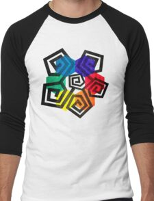 Shapes and Colors Geometric Abstract Art T-Shirt
