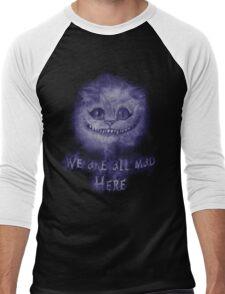 Smoky cat Men's Baseball ¾ T-Shirt