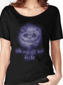 Smoky cat Women's Relaxed Fit T-Shirt