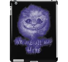 Smoky cat iPad Case/Skin