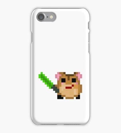 Hamster Jedi iPhone Case/Skin