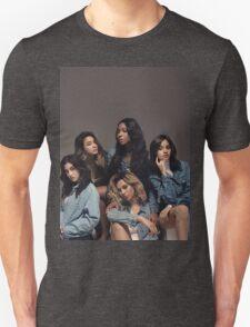 FIFTH HARMONY BILLBOARD Unisex T-Shirt