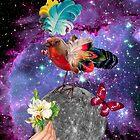 STEAMPUNK BIRD by GloriaSanchez