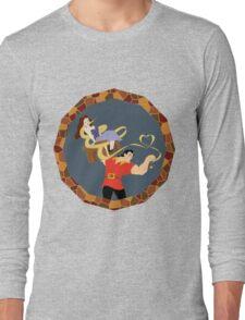 Vanessa & Gaston Villainous Love Long Sleeve T-Shirt