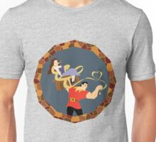 Vanessa & Gaston Villainous Love Unisex T-Shirt