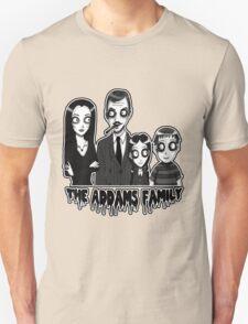 The Addams Family Portrait Unisex T-Shirt