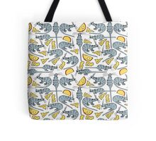 Mouse and cheese. vol.1 Tote Bag