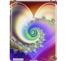 Shining Heart iPad Case/Skin