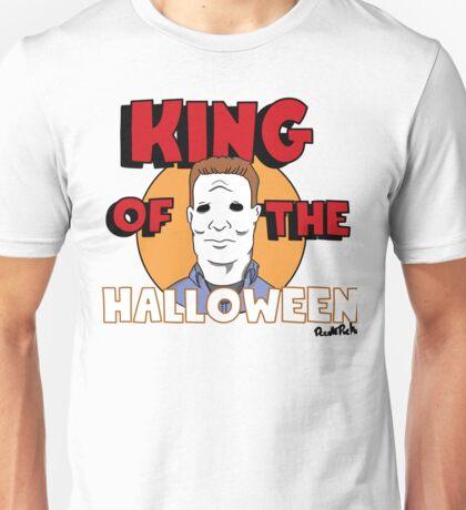 King of the Halloween Unisex T-Shirt