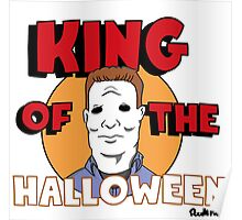 King of the Halloween Poster