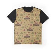 Bears and Beetles Graphic T-Shirt