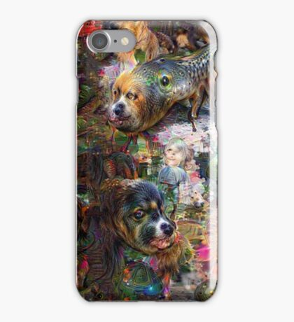 Dogs & Dreams iPhone Case/Skin