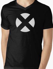 X-Men (Open X - White) Mens V-Neck T-Shirt
