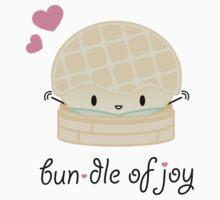 Bundle of Joy - Pineapple Bun One Piece - Long Sleeve