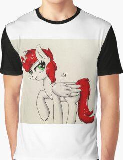 Kawaii Desu MLP OC Graphic T-Shirt