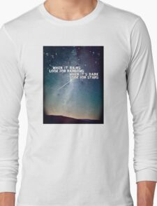 Look for the rainbows and the stars T-Shirt