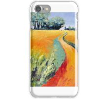 Long and Winding iPhone Case/Skin