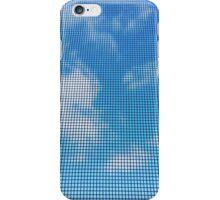 Cloudy Grid  iPhone Case/Skin