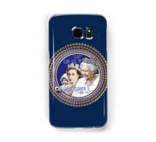 Queen Elizabeth, Happy 90th Birthday-Collector Design Samsung Galaxy Case/Skin