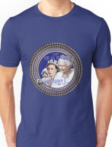 Queen Elizabeth, Happy 90th Birthday-Collector Design Unisex T-Shirt