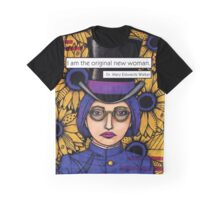 Dr. Mary Edwards Walker Graphic T-Shirt