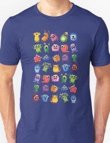 cute monsters T-Shirt