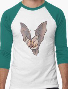 Grey long-eared bat Men's Baseball ¾ T-Shirt