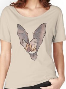 Grey long-eared bat Women's Relaxed Fit T-Shirt