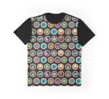 Toys, Games and Candy Graphic T-Shirt
