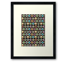 Toys, Games and Candy Framed Print