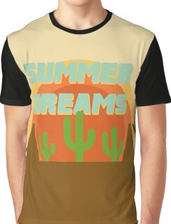 Summer Dreams Graphic T-Shirt