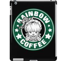 Rainbow Coffee iPad Case/Skin