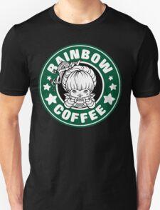 Rainbow Coffee Unisex T-Shirt