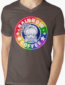 Rainbow Coffee - Special Edition  Mens V-Neck T-Shirt