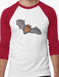 Pipistrelle Men's Baseball ¾ T-Shirt