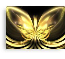 Sun Butterfly Canvas Print