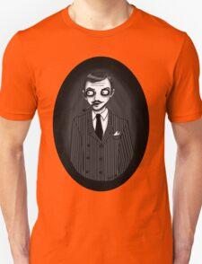 Gomez Addams Unisex T-Shirt