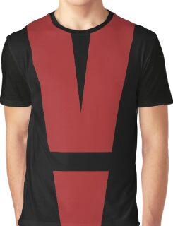 V Graphic T-Shirt