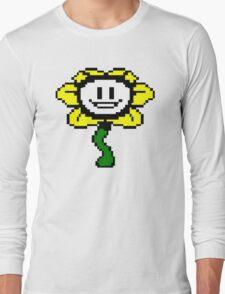 Undertale Flowey Long Sleeve T-Shirt