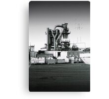 urban monster Canvas Print