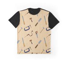 Wood Shop Graphic T-Shirt
