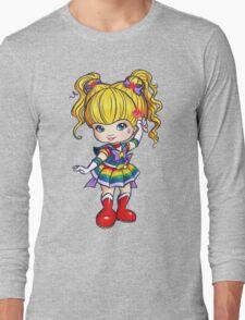 Rainbow Moon Long Sleeve T-Shirt