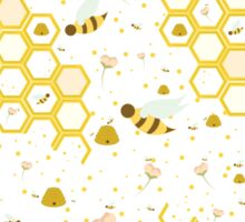Honey Bees Sticker