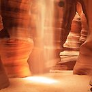 Inner Glow - Antelope Canyon by MartinWilliams