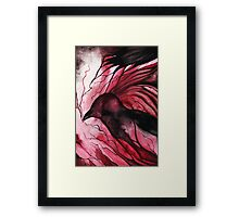 Crow Song Framed Print