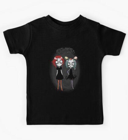 Best of friends Ruby & Creepie Kids Tee